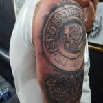 Mangkiss Tattoo Ink